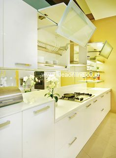 Soft White for Your Kitchen