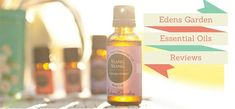 This Edens Garden Essential Oils Reviews looks at essential oils, synergy blends, gift sets, carrier oils, ingesting, and more from this fantastic company.