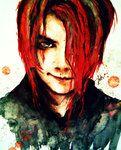 Gerard Way (by LanaViva on DA)