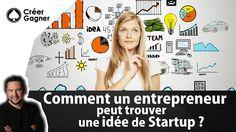 Je vois souvent des entrepreneurs qui veulent créer une entreprise parce qu'ils ont une idée qu'ils croient génial. Ils se trompent... Cliquer pour lire