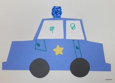 Police Cars- Community Helpers