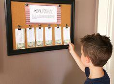 kids chores for money