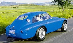 americabymotorcycle:  Ferrari 166 MM 195S Le Mans Berlinetta 1950 by Fine Cars on Flickr.