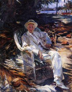 Американский художник Джон Сингер Сарджент / American artist John Singer Sargent (724 фото)