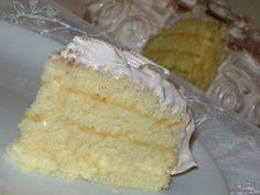 Торт бисквитный Мечта / Интересное в IT