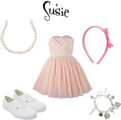 """Disney's Susie Q"" by alliemarie53 on Polyvore"