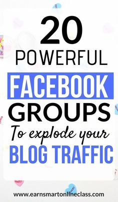 Struggling to get blog traffic to your website? Get access to these 20 powerful Facebook groups for bloggers to explode your website traffic. These groups will really grow your blog and increase engagement in the shortest time possible. You'd wish you knew this sooner! Do social media marketing right using Facebook groups for business #facebook #facebookgroups #facebookmarketing #growyourblog #bloggingtips #socialmediamarketing