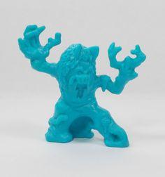 Monster In My Pocket - Series 2 - 70 Dryad - Neon Blue
