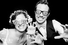 Photobooth mariage Rock ©Studio Happy to See Photographe Toulouse