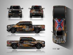 The approved dirty full wrap design for Dodge RAM 👍 Design by TTStudio.ru ✍️ #ttstudioru #folienfx #dodge #ram #dodgeram #angryclown #saw #cracked #oldlook #dirtydesign #dirtylook #usedlook #worn #design #desingforcar #carwrapdesign #wrapdesign #wrapped #carwrap #wrapping #wrap #carwraps #carwrapping #vinylwrap #folie #foliedesign #foliecardesign #carfolie