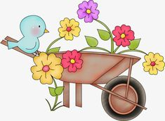 """Photo from album """"Birds"""" on Yandex. Png Pack, Flamingo Rosa, Bird Clipart, Garden Labels, Summer Clipart, Diy And Crafts, Paper Crafts, Spring Images, Clip Art"""