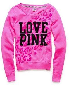 Love the Victoria Secret Pink stuff