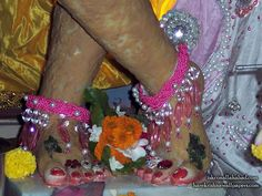 Sri Venimadhava Feet