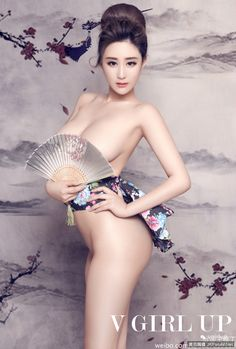 Wang Li Ding Chinese Girls | Beauty9x
