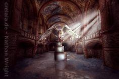 """""""Losing my religion"""" Künstler/ Fotograf: Nathan Wright  Fotoprint, handsigniert (ohne Wasserzeichen) 30cm x 45cm (auf Anfrage auch in einer anderen Größe oder als handsignierter Leinwanddruck erhältlich) #nathanwright #fotografie #crelala"""