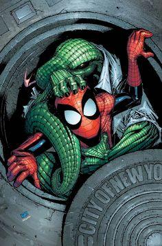 #Spiderman #Fan #Art. (MARVEL ÅDVENTURES SPIDER-MAN #11 Cover) By: PATRICK SHERBERGER. (THE * 5 * STÅR * ÅWARD * OF: * AW YEAH, IT'S MAJOR ÅWESOMENESS!!!™)[THANK Ü 4 PINNING<·><]<©>ÅÅÅ+(OB4E)