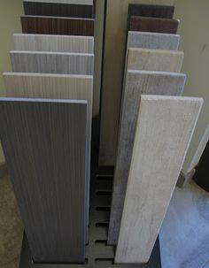 strie tile (looks like wood plank)