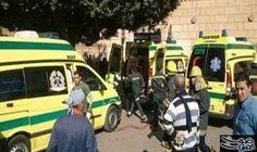 وزارة الصحة المصرية تعلن سقوط 9 قتلى في هجوم كنيسة حلوان: أعلنت وزارة الصحة المصرية عن وفاة 9 مواطنين وإصابة 5 آخرين، إثر هجوم مسلح من…