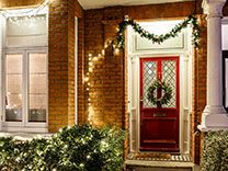 5 ways to prevent break-ins during the holidays   Happy Holidays!  (NC) A season filled with travel both near and afar makes a prime time for home break-ins. To minimize your home's risk follow these security tips.  1. Out of sight out of mind.Wherever you choose to gather your gifts this holiday season make sure that they are out of any sightlines to the street. Showcasing the goodies stocked under your tree will easily pique the interest of a potential thief.  2. Time your lights.If you're…