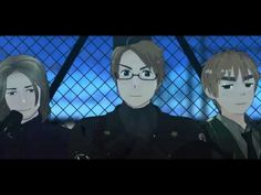 This is the best Hetalia MMD that I've come across. It's about the Cold War and a little bit of WWII.