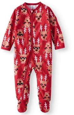 Toast & Jammies Holiday Family Sleep Reindeer Blanket Sleeper (Baby Boys or Baby Girls Unisex) Happy Christmas Day, Family Christmas Pajamas, Blanket Sleeper, Shopping Places, Trendy Kids, Baby & Toddler Clothing, Keep Warm, Baby Wearing, Kids Wear