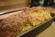 Better and faster than bought - onion bread-Besser und schneller als gekauft – Zwiebelbrot Better and faster than bought – onion bread – favorites - Meat Appetizers, Appetizer Recipes, Dessert Recipes, Dinner Recipes, Dessert Simple, Onion Bread, Italian Pastries, Puff Pastry Recipes, Chicken Pasta Recipes