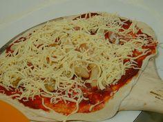 Pastanjauhantaa: Perinteinen pizza