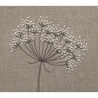 Jo Butcher, Embroidery Artist - Seedheads