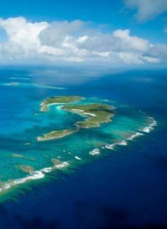 Les #lagons de Nouvelle-Calédonie : l'un des plus beaux sites naturels français