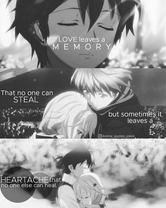 Anime quotes Animequote Guilty crown Inori Shu