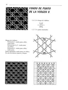 Variante del punto de la virgen Crochet Books, Crochet Lace, Bobbin Lace Patterns, Lacemaking, Lace Heart, Point Lace, Lace Jewelry, Needle Lace, Lace Detail