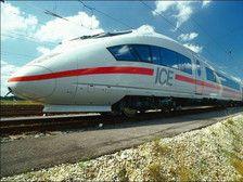 Intercity-Express (ICE): DB Bahn's high-speed train