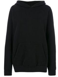 Mm6 Maison Margiela back pleat hoodie
