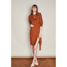 Rust Wrap Asymmetric Dress http://www.mymallmetro.com/products/rust-wrap-asymmetric-dress?utm_campaign=crowdfire&utm_content=crowdfire&utm_medium=social&utm_source=pinterest