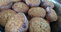 Diabetic Recipes, Diet Recipes, Healthy Recipes, Healthy Food, Recipies, Health Eating, Muffins, Food And Drink, Low Carb