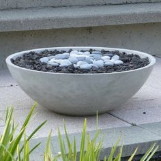 10 of the Best Modern Firepits - Babble