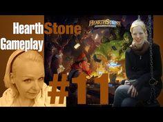 #Hearthstone Time! #LetsPlay #11: ft. Maria Round 6: #Schurke vs. #Priester - YouTube