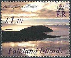 Stamp: Winter (Falkland Islands) (Four Seasons) Mi:FK 1097,Sg:FK 1156