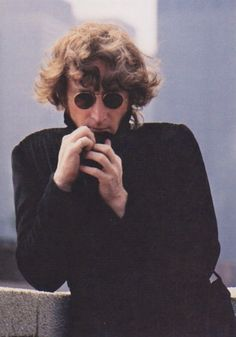 John Lennon, what everybody wants. Give us another song. Cuz we want to be happy.