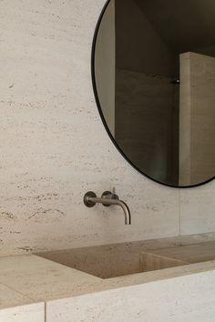 Bathroom Inspo, Office Bathroom, Bathroom Inspiration, Bathroom Interior, Master Bathroom, Bathroom Ideas, Mirror Bathroom, Washing Bins, Visual Management