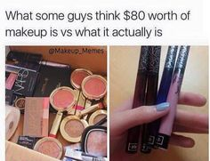 New Makeup Quotes Humor Hilarious Awesome Ideas Makeup Humor, Makeup Quotes, Makeup Stuff, Makeup Ideas, Makeup Tips, Hair Quotes, Beauty Quotes, Makeup Trends, Makeup Products