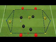تدريب رائع للإستحواذ على الكرة - YouTube U7 Soccer Drills, Soccer Coaching, Soccer Training, Youtube, Ideas, Football Soccer, Football Workouts, Thoughts, Youtubers
