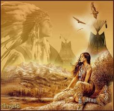Find images and videos about girl, beauty and indian on We Heart It - the app to get lost in what you love. Native American Pictures, Native American Artwork, Native American Symbols, Indian Pictures, American Indian Art, Native American Indians, Native Americans, Native Indian, Native Art