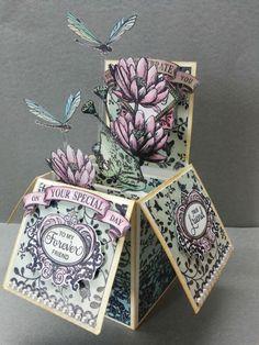 3D Handmade Box Cards (27)