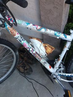 "terrible lifehack: fold up a slice & tuck it in your bike ""for later"""
