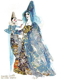 Roba da Disegnatori: Storia dell'Illustrazione: Emanuele Luzzati