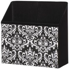 """Ganz Just My Locker - Accessories Bin - Fleur-De-Lis by Ganz Just My Locker. $9.99. 33/4"""" W. x 11/2"""" D. x 33/4"""" H.. Super Strong Magnets To Keep Your Stuff in Place. Add the perfect fashion touches to your fabulous locker.. Designed to Look Great with Wallpaper & Flowers. Transform your school locker from basic to beautiful with Ganz locker decorations that make it easy for you to have an amazing locker in no time! Express yourself through our unique mix-and-mat..."""