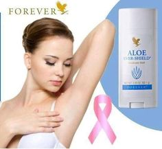 Aloe Ever-Shield Deodorant Stick provides effective, all-day protection against underarm odor and can be applied directly after showering or waxing without stinging. Aloe Ever-Shield glides on smoothly, does not stain clothes, and maximizes the deodorant properties of aloe vera while eliminating ingredients that could be harmful. #gabokakucko