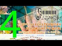 Guitarra (Fraseado Básico)  9| Guitar (Basic Phrasing) 9 |九: 一ギター の 基本[き...