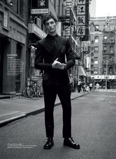 Fusion models Reid Rohling, Max Von Isser and Carson Hiner take to the pages of GQ Turkey with a new fall fashion editorial. Photographed by David Roemer (Atelier Management), the trio is styled by Antonio Branco. Offering a playful but sophisticated take on the season, Branco highlights fall furs, suiting and sportswear. / Hair by...[ReadMore]